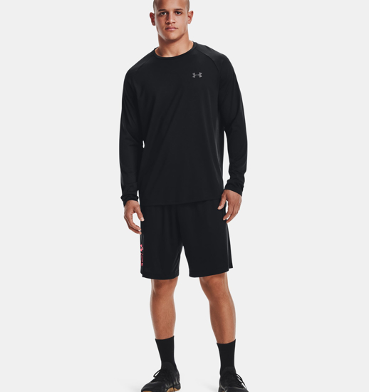 Picture of UNDER ARMOUR m hlače 1361510-001 TECH GRAPHIC LOGO SHORTS