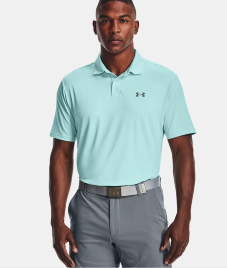 Picture of UNDER ARMOUR m golf majica 1342080-441 PERFORMANCE POLO TEXTURED T-SHIRT
