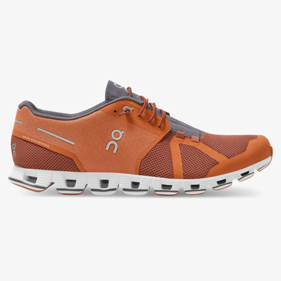 Picture of ON m copati 19.99504 CLOUD russet/cocoa