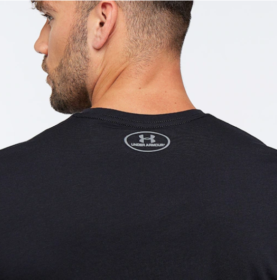 Picture of UNDER ARMOUR  m majica 1326799-001 SPORTSTYLE LEFT CHEST