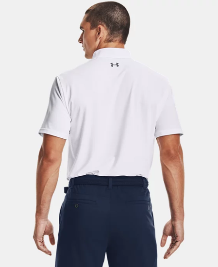 Picture of UNDER ARMOUR  m golf majica 1342080-100 PERFORMANCE POLO TEXTURED