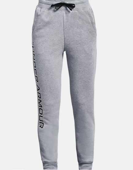 Picture of UNDER ARMOUR otr hlače 1356487-036 RIVAL FLEECE