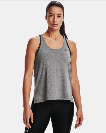 Picture of UNDER ARMOUR ž majica 1360831-011 KNOCKOUT MESH BACK TANK
