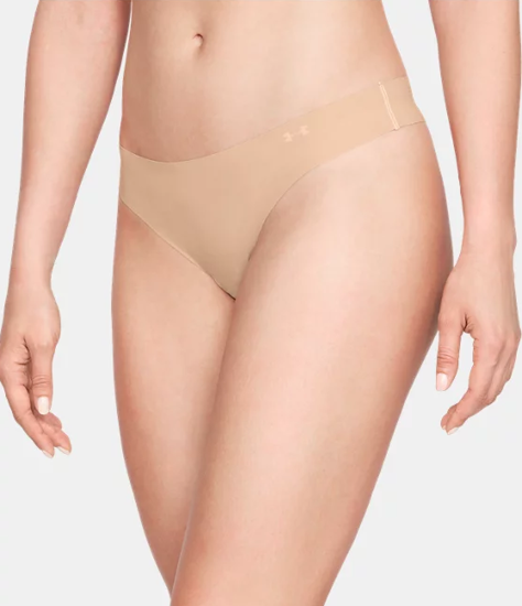 Picture of UNDER ARMOUR  ž spodnje perilo 1325615-295 PURE STRETCH THONG 3-PACK
