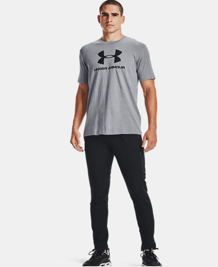 Picture of UNDER ARMOUR m majica 1329590-036 SPORTSTYLE