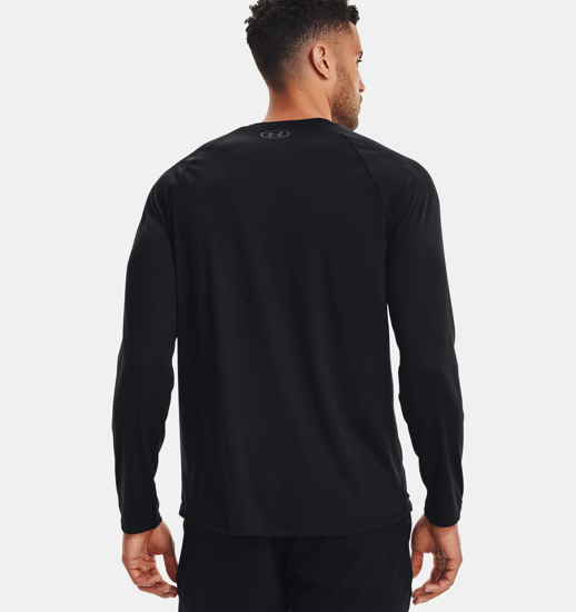 Picture of UNDER ARMOUR m majica 1328496-001 TECH 2.0 LONG SLEEVE
