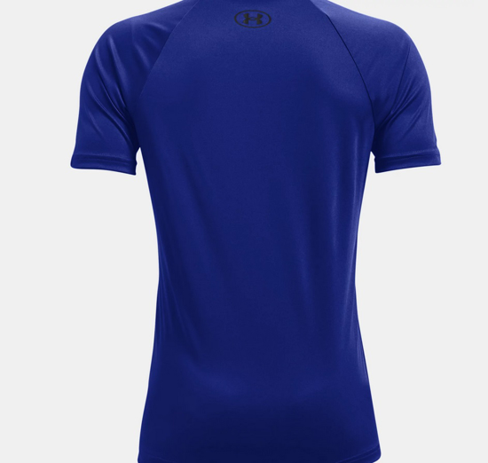 Picture of UNDER ARMOUR otr majica 1363283-400 TECH BIG LOGO SHORT SLEEVE