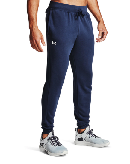 Picture of UNDER ARMOUR m hlače 1357107-410 RIVAL COTTON