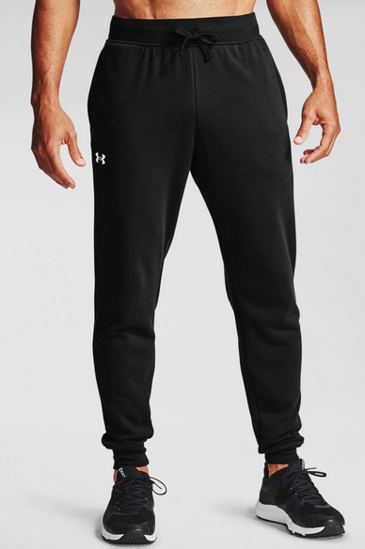 Picture of UNDER ARMOUR m hlače 1357107-001 RIVAL COTTON