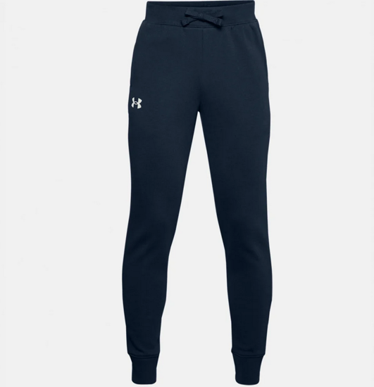 Picture of UNDER ARMOUR otr hlače 1357634-408 RIVAL COTTON PANTS