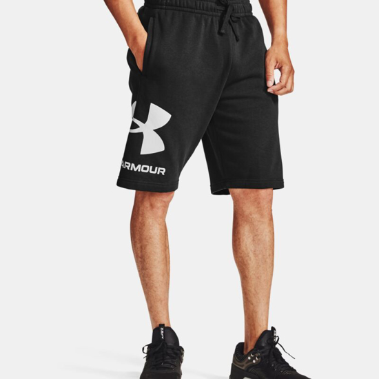 Picture of UNDER ARMOUR m hlače 1357118-001 RIVAL FLC BIG LOGO