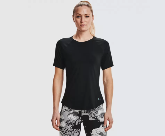 Picture of UNDER ARMOUR ž majica 1368178-001 RUSH SS
