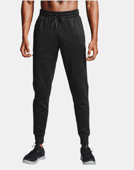 Picture of UNDER ARMOUR m hlače 1357123-001 FLEECE JOGGING PANTS