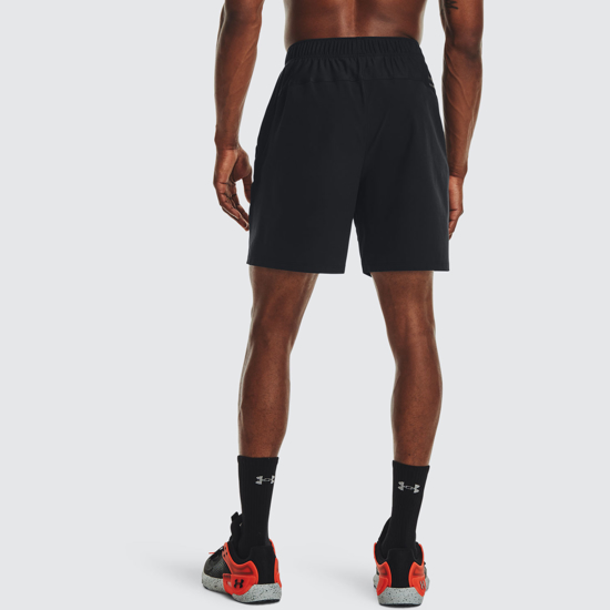Picture of UNDER ARMOUR m hlače 1366167-001 KNIT WOVEN HYBRID