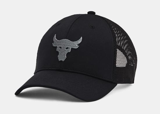 Picture of UNDER ARMOUR šilt kapa 1361560-001 PROJECT ROCK TRUCKER HAT