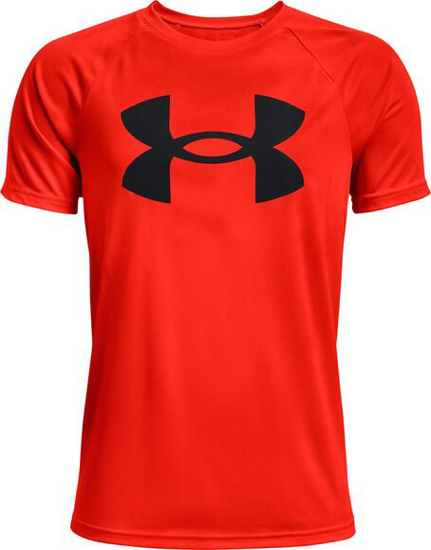 Picture of UNDER ARMOUR otr majica 1363283-296 TECH BIG LOGO SHORT SLEEVE