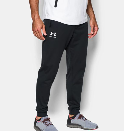 UNDER ARMOUR m hlače 1290261-001 SPORTSTYLE JOGGER