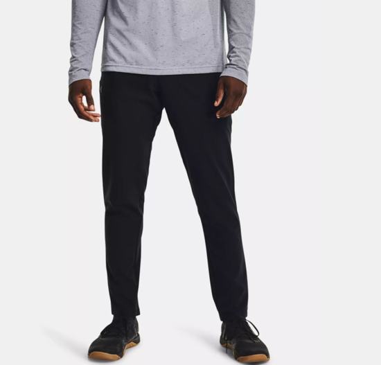UNDER ARMOUR m hlače 1366214-001 WOVEN PANT