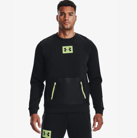 UNDER ARMOUR m pulover 1366222-001 SUMMIT KNIT