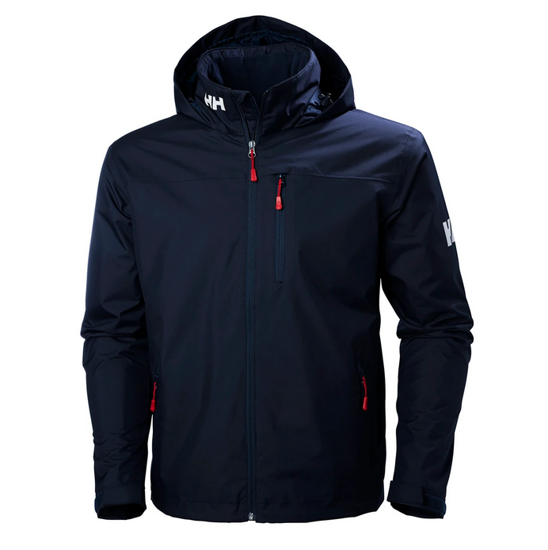 Picture of HELLY HANSEN m jakna 33874 597 CREW HOODED MIDLAYER JACKET