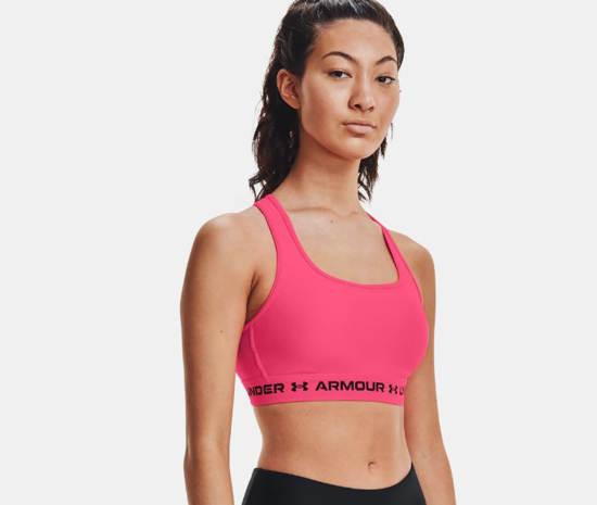 UNDER ARMOUR ž trening top  1361034-653 ARMOUR® CROSSBACK MID