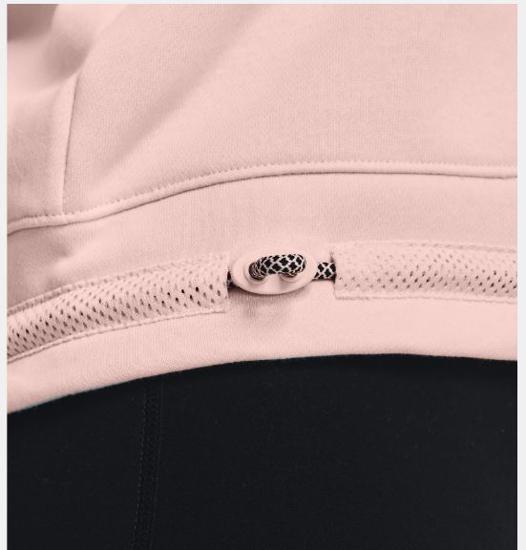 UNDER ARMOUR ž pulover 1365847-685 RIVAL FLEECE MESH