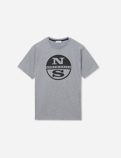 Picture of NORTH SAILS m majica 692752 928 ORGANIC JERSEY T-SHIRT
