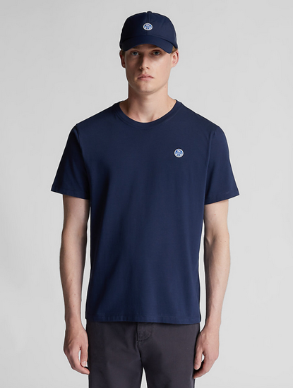 Picture of NORTH SAILS m majica 692750 802 ORGANIC JERSEY T-SHIRT
