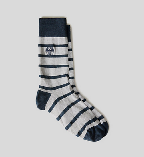 Picture of NORTH SAILS nogavice 623145 C002 BAMBOO BLEND SOCKS