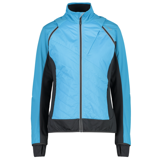 Picture of CMP ž softshell 30A2276 L613 DETACHABLE SLEEVES JACKET