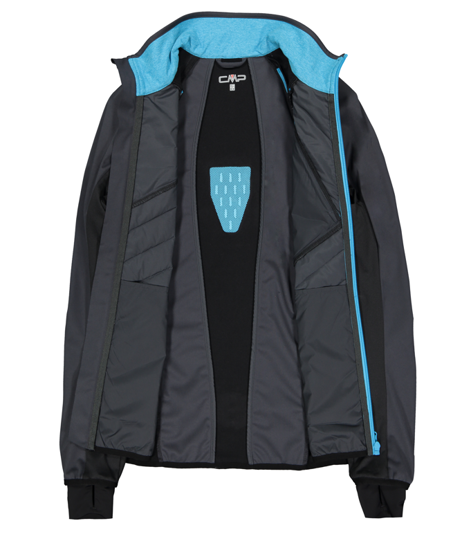 Picture of CMP ž softshell 30A2276 U911 DETACHABLE SLEEVES JACKET