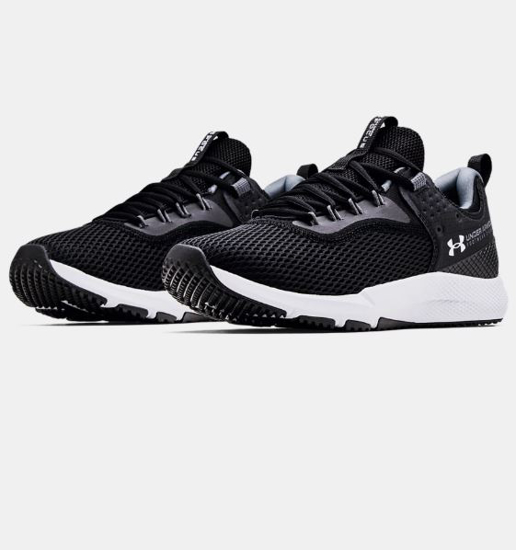 UNDER ARMOUR m copati 3024277-001 CHARGED FOCUS