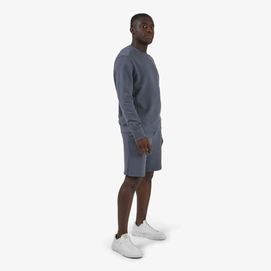 Picture of ON m pulover 153.00316 CREW NECK dark