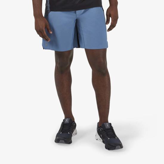 Picture of ON m hlače 125.00302 LIGHTWEIGHT SHORTS cerulean/black