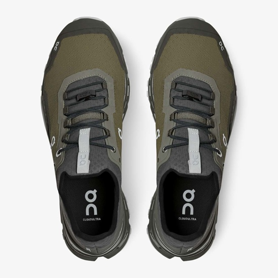 Picture of ON m trail copati 44.99541 CLOUDULTRA olive/eclipse