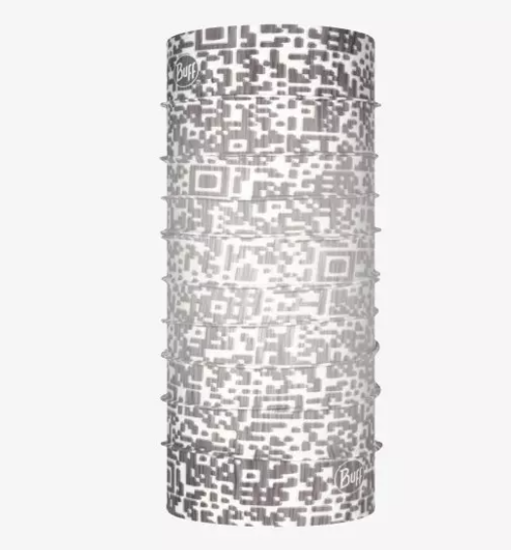 BUFF bandana 126382.933.10 ORIGINAL EKOSTRETCH CONNEX LIGHT GREY