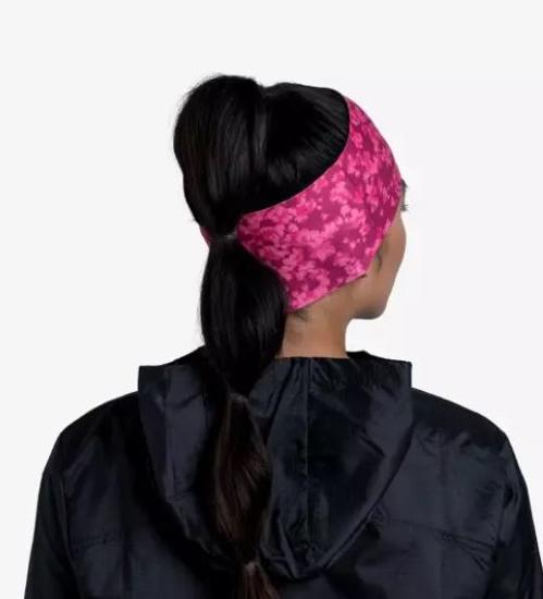 BUFF trak za glavo 124064.538.10 COOLNET UV®+ HEAD OARA PINK