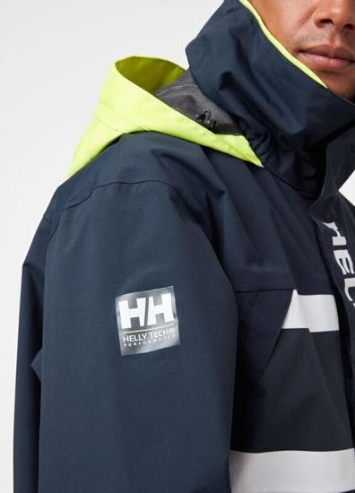Picture of HELLY HANSEN m jadralna jakna 30221 597 SALT COASTAL