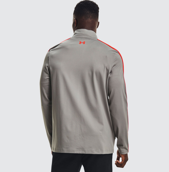 Picture of UNDER ARMOUR m midlayer 1369667-066 STORM FULL-ZIP GOLF JACKET