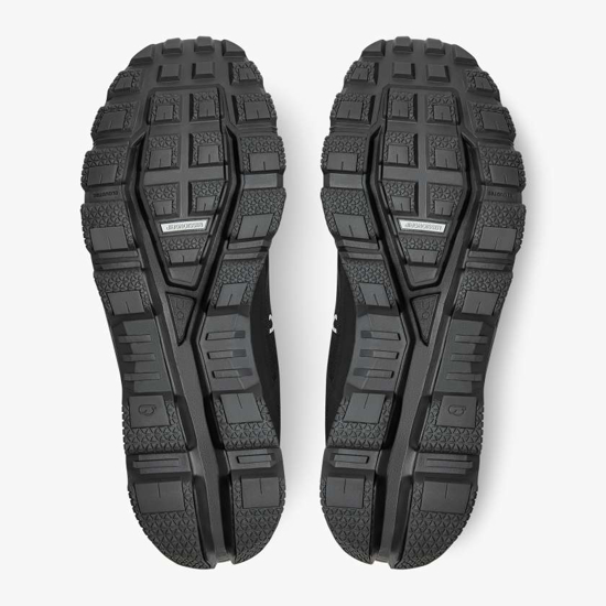 Picture of ON m trail copati 32.99253 CLOUDVENTURE WATERPROOF black