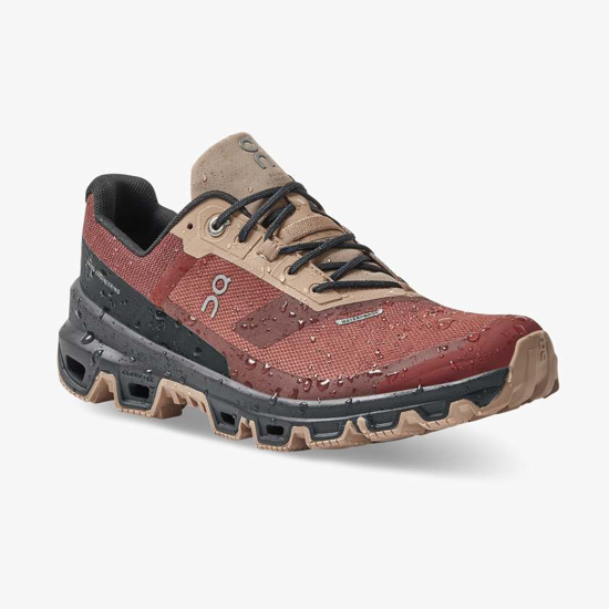 Picture of ON ž trail copati 32.99248 CLOUDVENTURE WATERPROOF ruby/magnet