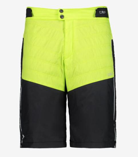 CMP m hlače 39Z1037 E112 PANT YELLOW BLACK