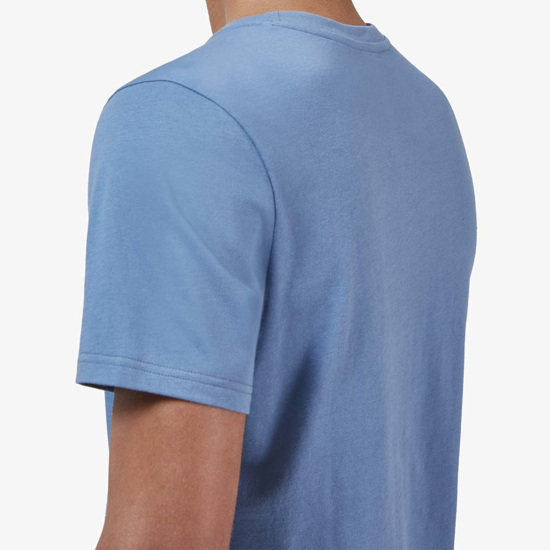 Picture of ON m majica 171.00613 GRAPHIC-T cerulean