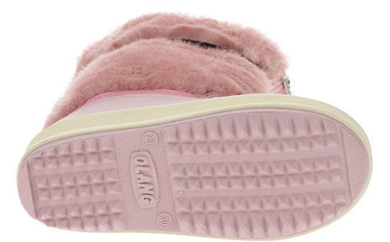 OLANG baby škornji MACACO 840 rosa