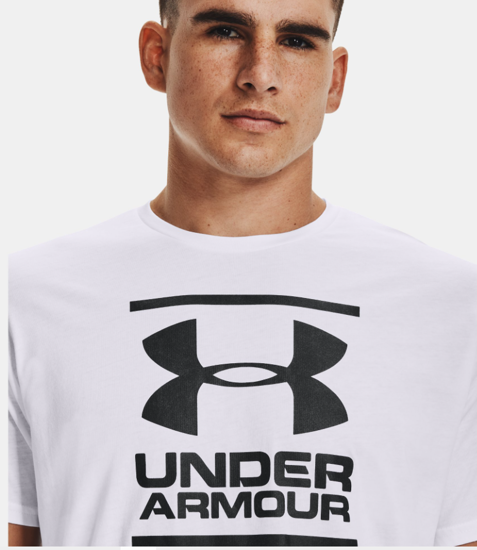Picture of UNDER ARMOUR m majica 1326849-100 GL FOUNDATION