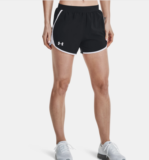 Picture of UNDER ARMOUR ž hlače 1350196-002 FLY BY SHORT