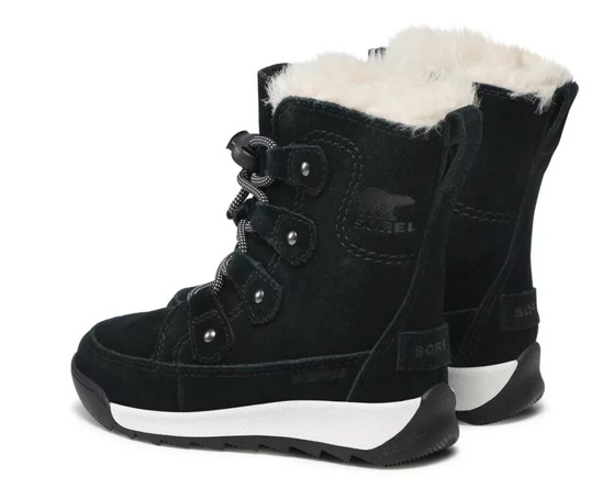 SOREL otr škornji NY4572 010 YOUTH WHITNEY™ WP